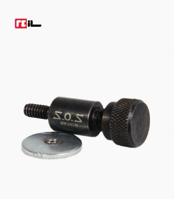 تبدیل پایه میکروفون به پایه دوربین