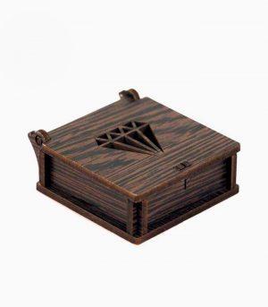 جعبه مضراب تار چوبی ممانی