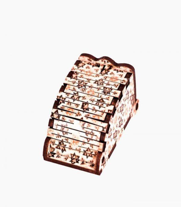 جعبه مضراب سه تار ممانی