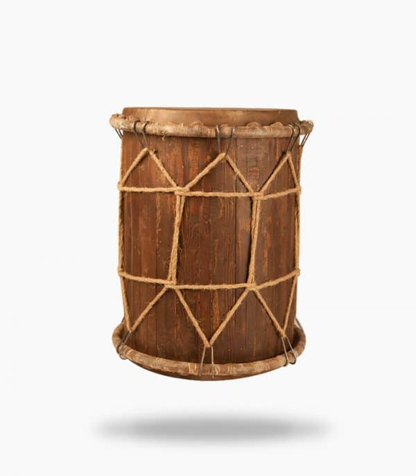 دمام بزرگ چوبی ترنم