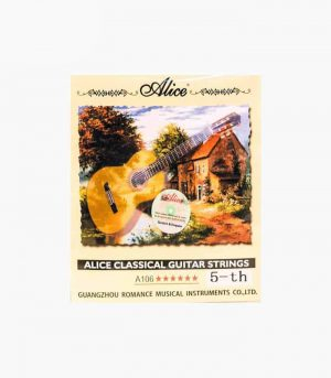 سیم گیتار آلیس تکی 5