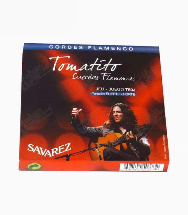 سیم گیتار ساوارز Tomatito T50J