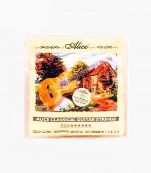 سیم گیتار کلاسیک آلیس دست