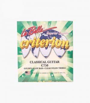 سیم گیتار کلاسیک لابلا C750