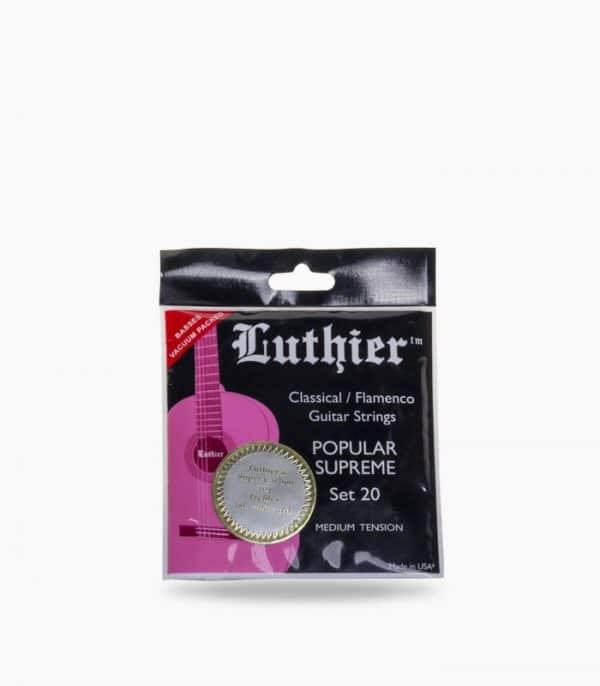سیم گیتار کلاسیک لوتیر 20sc-lu