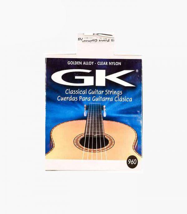 سیم گیتار کلاسیک GK آرژانتینی سری جدید