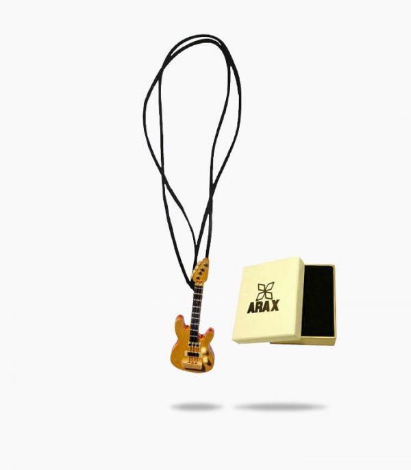 گردنبند گیتار الکتریک ویژه طرح 1