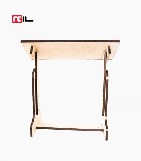 میز سنتور تمام چوبی کاج