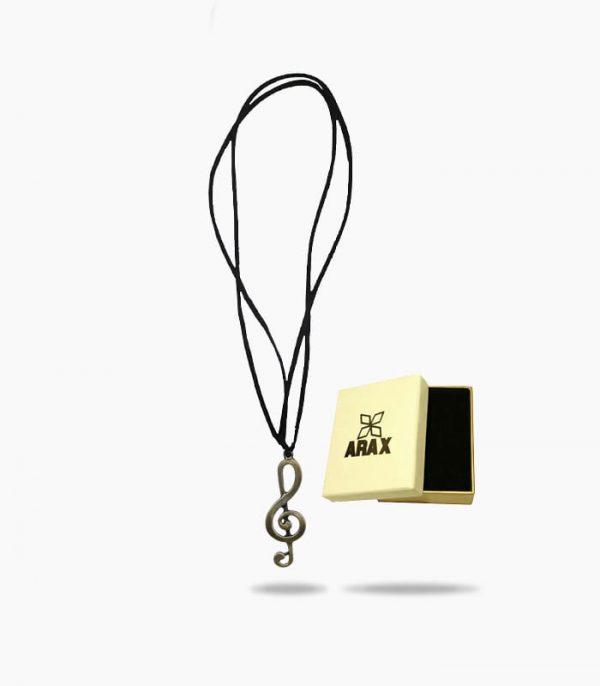 پلاک فلزی طرح کلید سل کوچک