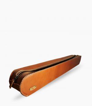 کیف نی ده تایی چرم طبیعی