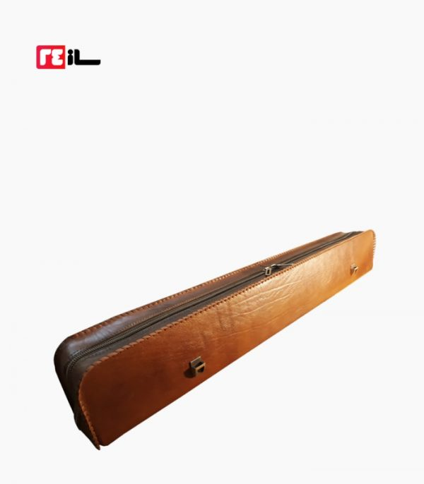 کیف 20 تایی چرم دست دوز در دار