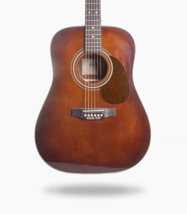 گیتار آکوستیک cort 70 br op