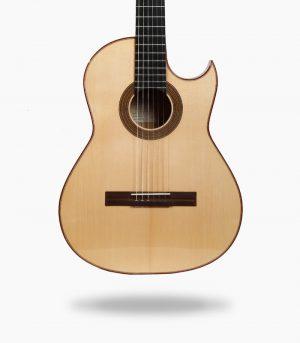 گیتار رامین فلاح Maple