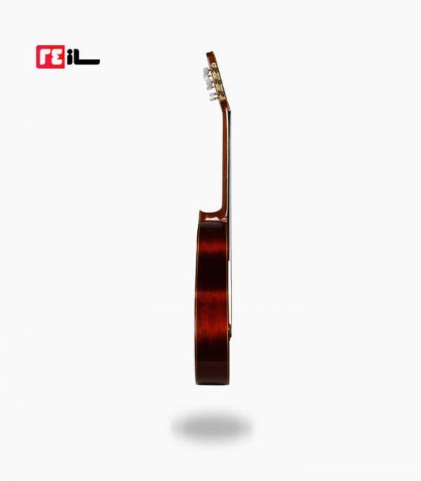 گیتار رامین فلاح red bresilian rose wood