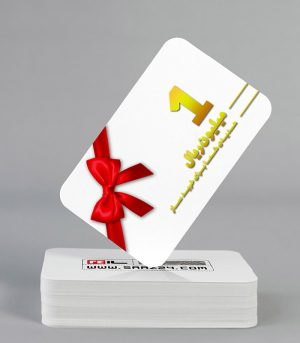 گیفت کارت 100 هزار تومانی