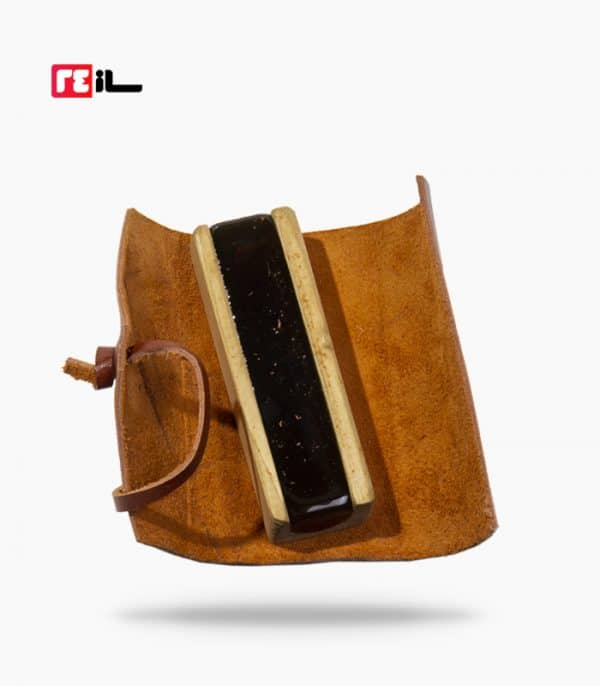 کلیفن چرمی لیدر وود (leather wood)
