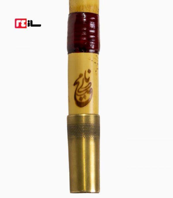 نی محمد نایی دو مهر سوختنگاری
