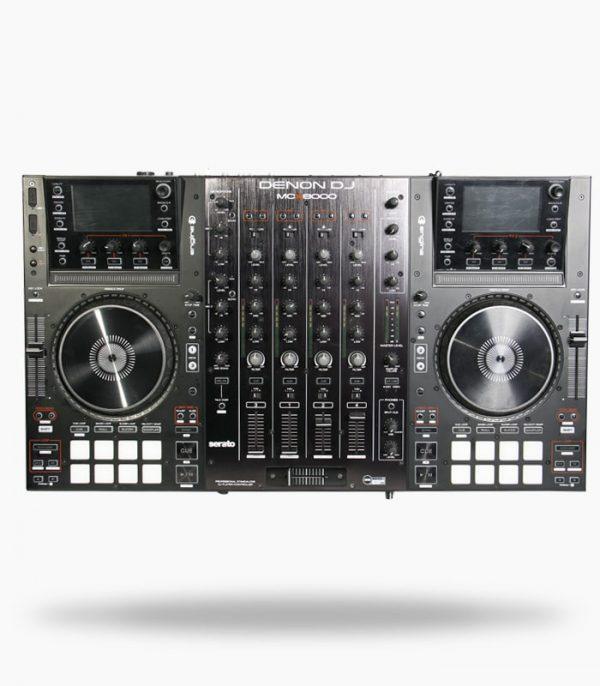 CONTROLLER MCX-8000