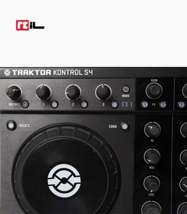 CONTROLLER TRAKTOR S4MK1